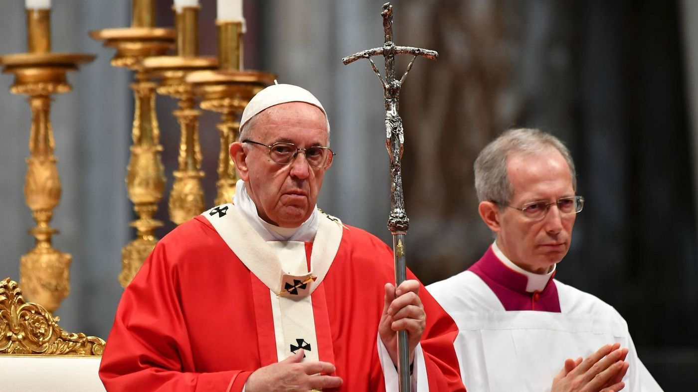 "The Pope States ""God"" Made Some Men Homosexual And Accepts Them As They Are"